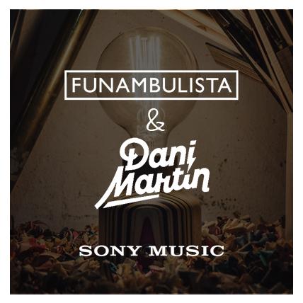Me inventaré – Funambulista & Dani Martín (Liric Video) Sony Music